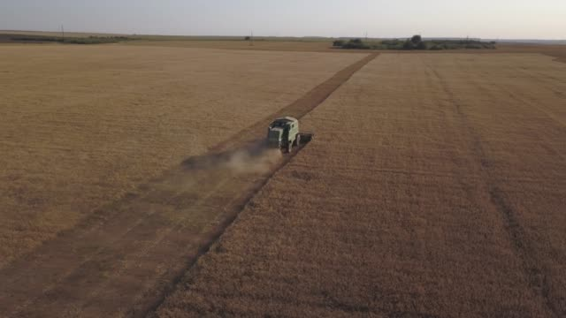 Aerial agriculture stock videos