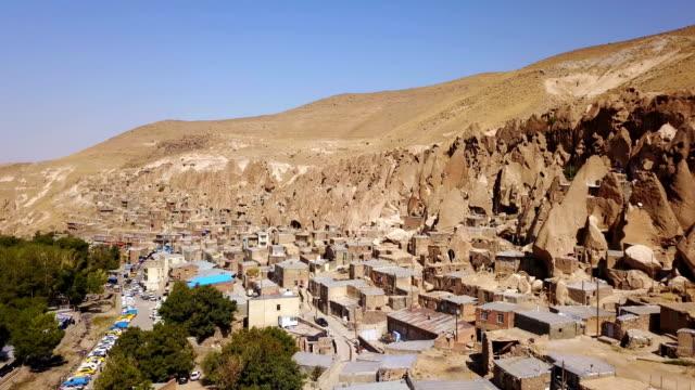 歷史城市大不裡士的鳥瞰圖在時間,伊朗 - 伊朗 個影片檔及 b 捲影像