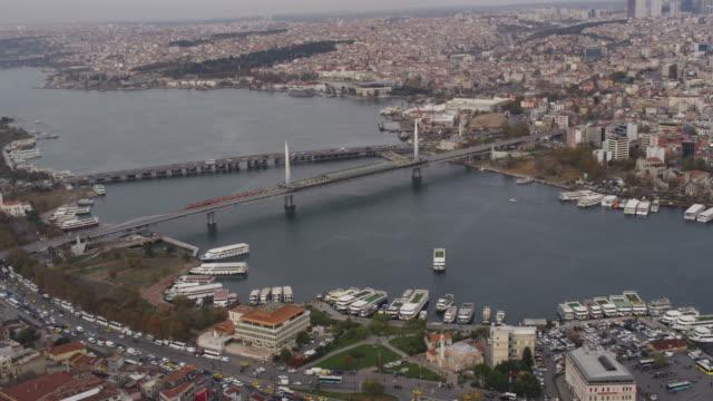 flygfoto över istanbul - anatolien bildbanksvideor och videomaterial från bakom kulisserna