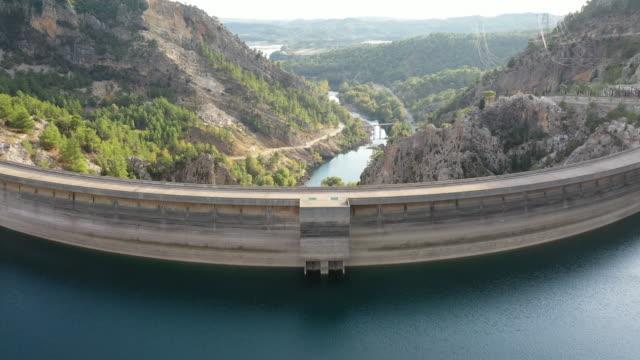 Aerial View of Manavgat Dam