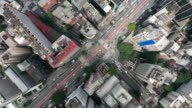 istock Aerial view of Paulista avenue, Sao Paulo, Brazil 1226494618