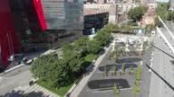 istock Aerial View of Quartier des spectacles 1285798215