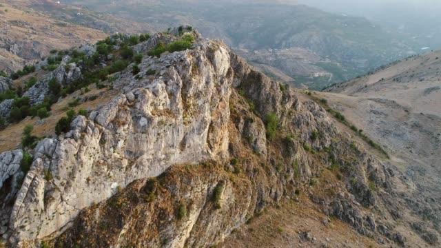 黎巴嫩岩山鳥圖。 - lebanon 個影片檔及 b 捲影像