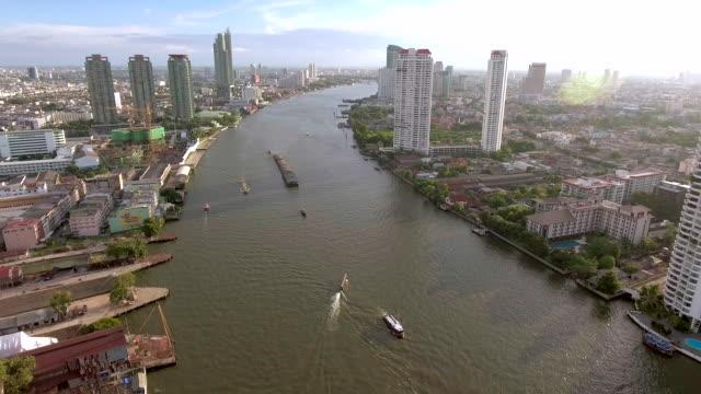 Aerial view of the Bangkok video