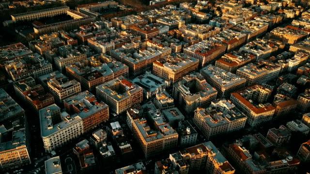 aerial view of vatican city - cultura italiana video stock e b–roll