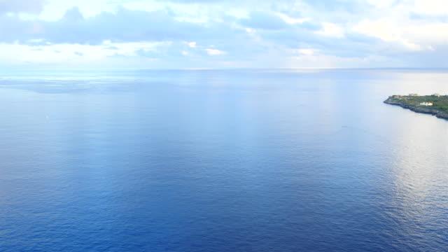 Luftaufnahme über Westpunt - Westspitze von Curaçao – Video