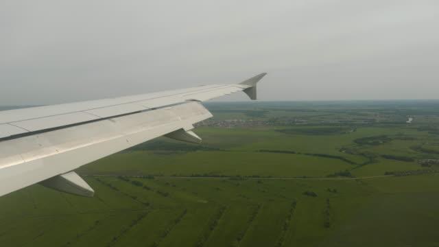 カザン市の空中写真郊外 ビデオ