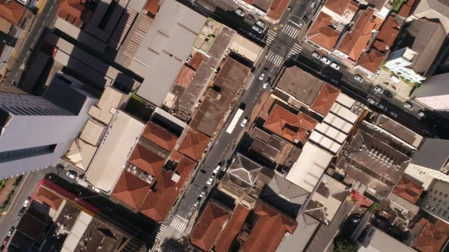 aerials of city life concepts - парагвай стоковые видео и кадры b-roll