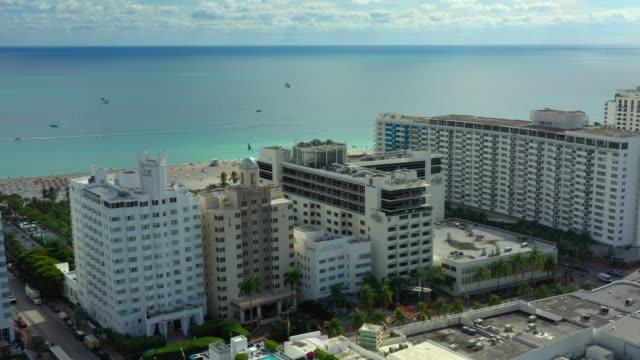 Aerials of Miami Beach 2019 video
