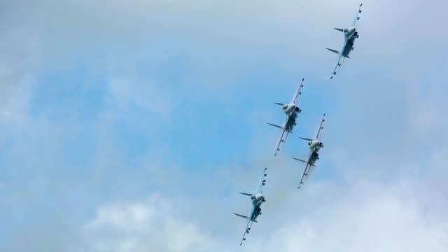 Aerobatics video