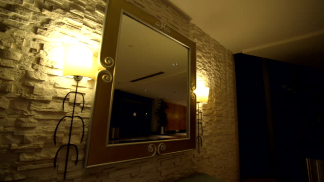 Aesthetics Corridor in Luxury Hotel video