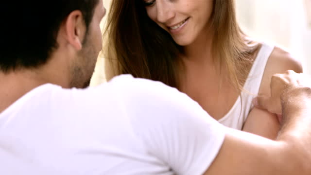 HD: Affectionate Couple video