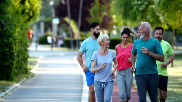Afternoon Jogging