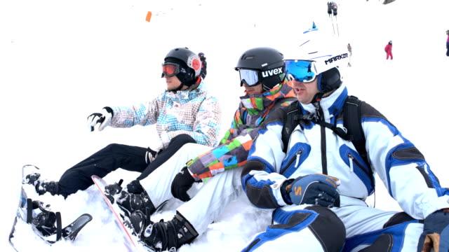 After-Ski Fun video