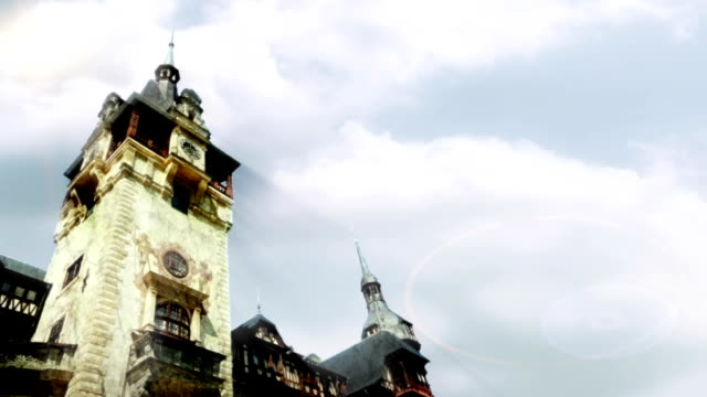 노인 성 및 담쟁이덩굴 성장하는 - 아이비 스톡 비디오 및 b-롤 화면