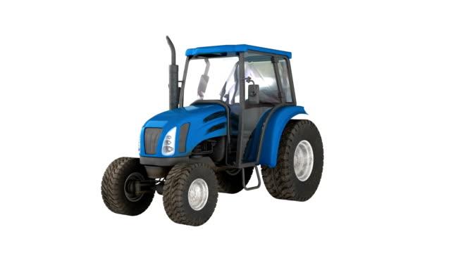 Matériel agricole tracteur - Vidéo