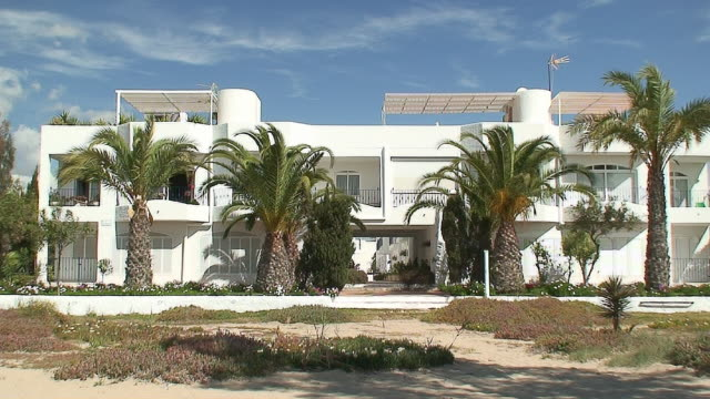 Agua Amarga Buildings video