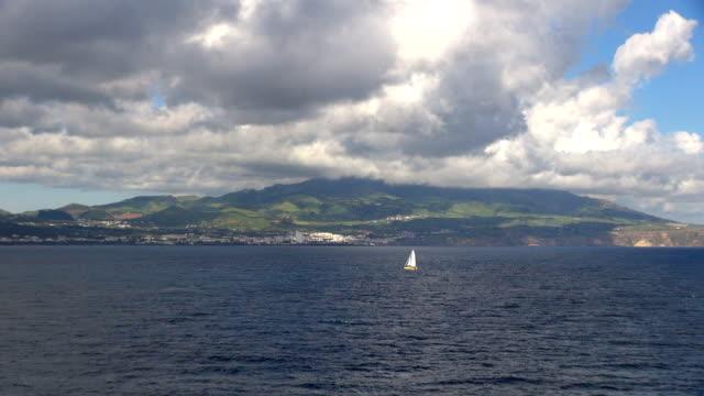 Agua de Pau - Ponta Delgada, Azores video
