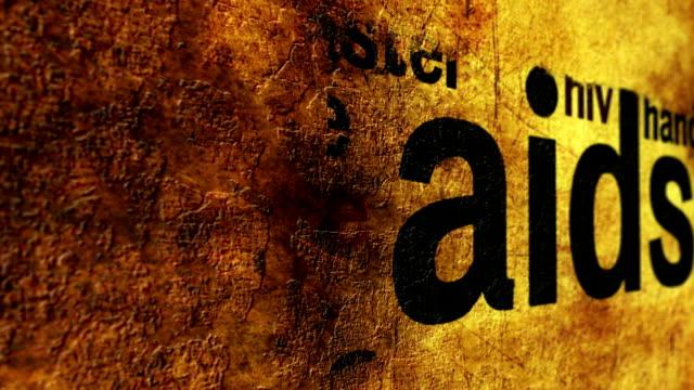 Aids grunge concept video
