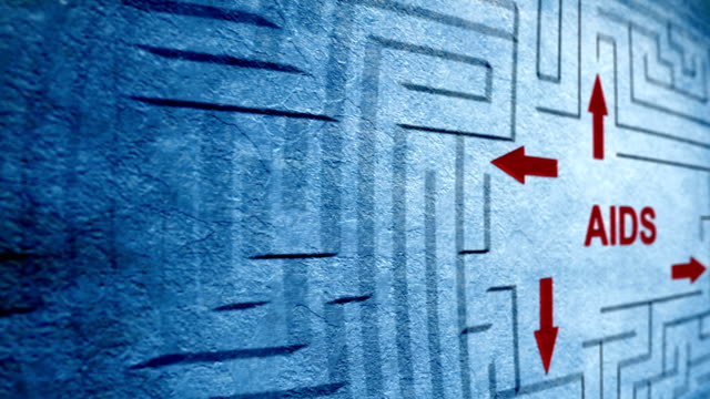Aids maze concept video