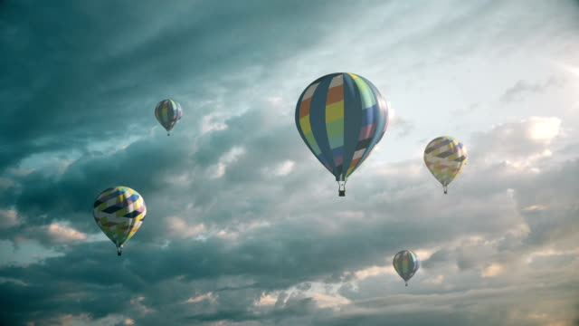 Air Balloons video