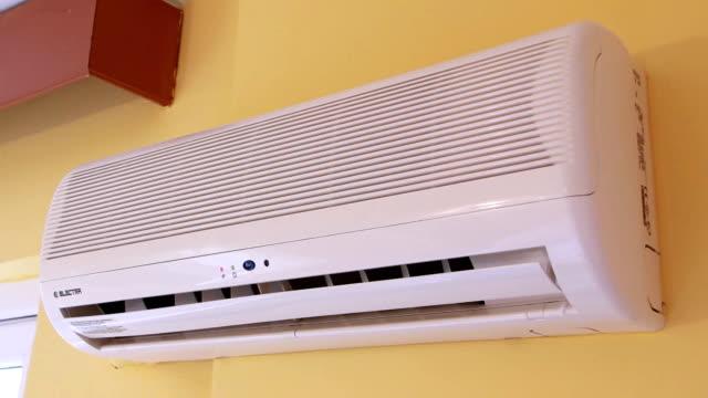 エアコン - エアコン点の映像素材/bロール