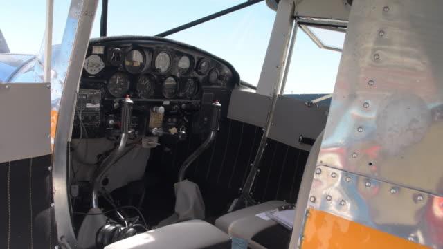 Air Plane Cockpit video