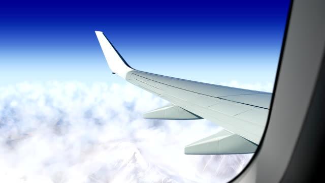 Viaggio aereo-HD1080 progressiva - video