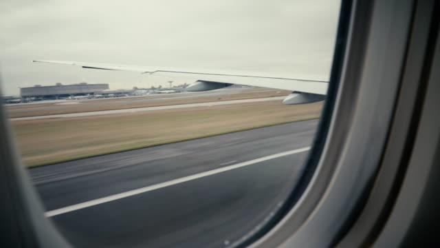 Airplane take off from inside Airplane take off from inside airport runway stock videos & royalty-free footage