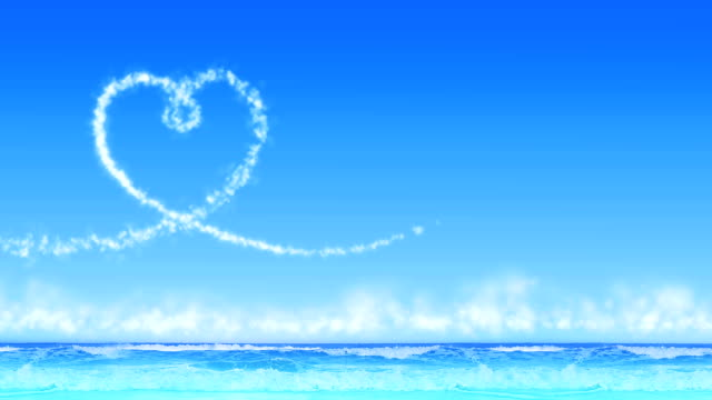 Airplanes Form Heart In The Sky With Smoke video