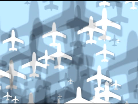 Airplanes on Blue (DV) video