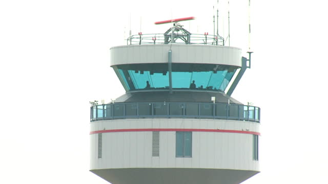 Airport Control Tower seq video