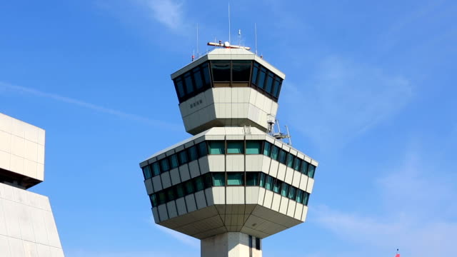 Airport Tower video