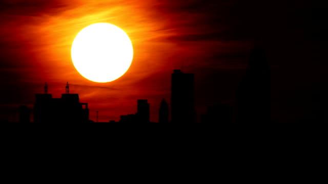stockvideo's en b-roll-footage met alabama mobile downtown sunset - gulf coast states