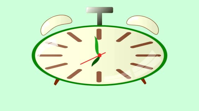 alarm clock video