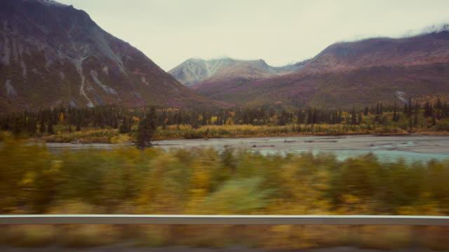 Alaska Road video