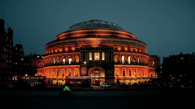 Albert Hall video