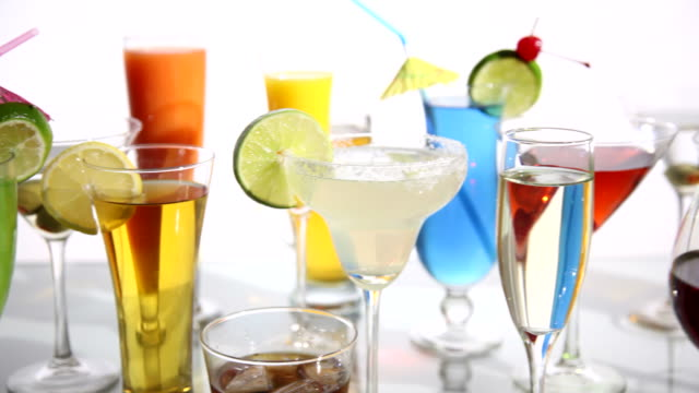 Alcoholic Beverages video