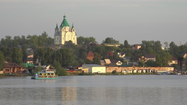 アレクサンドル ・ ネフスキー教会、ニジニ ・ タギルの池 ビデオ