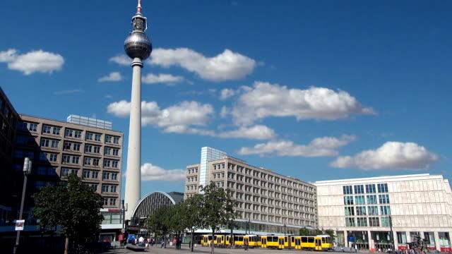 Alexanderplatz - Berlin, Germany video