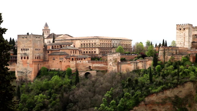 Alhambra Royal Palace video