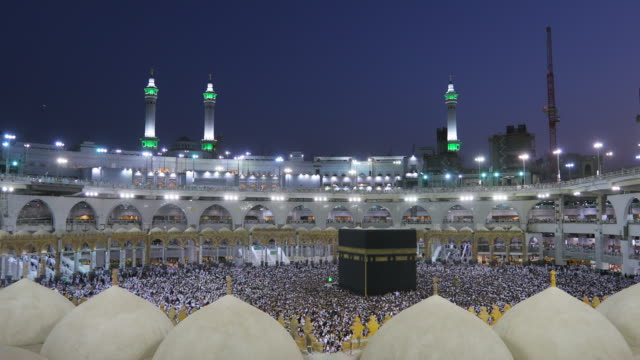 al-haram the most famous mosque in the world video