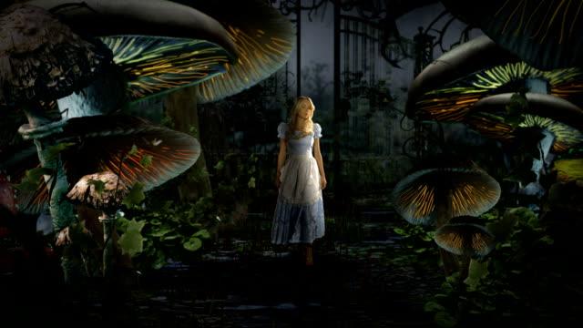 Alice in wonderland video
