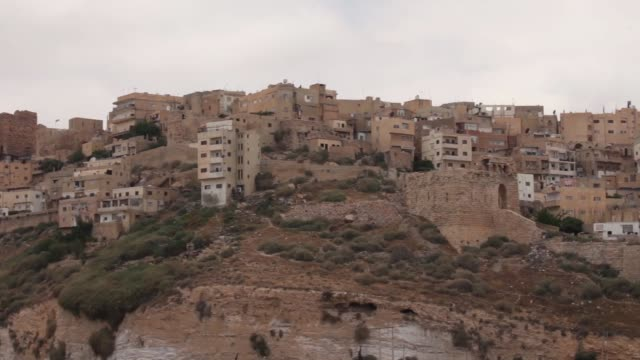 Al-Karak(el-kerak) castle in the Amman