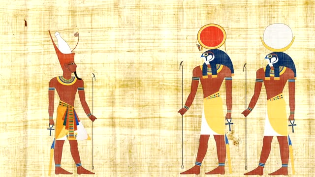 All Egypt Pharaoh With Ra And Khonsu video