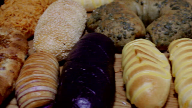 All kinds of bread video