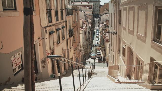 Alley in Lisbon