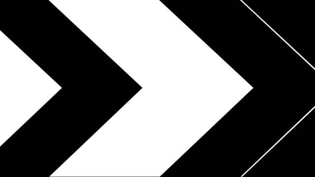 okun alfa mat geçişi - arrows stok videoları ve detay görüntü çekimi