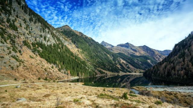 alpine lake i österrike - steiermark bildbanksvideor och videomaterial från bakom kulisserna