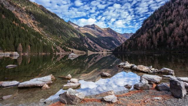 alpine lakes wilderness - styria filmów i materiałów b-roll
